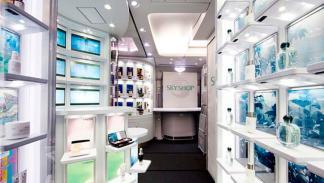 Korean Air - tienda