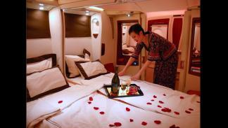 Singapur Airlines - azafata