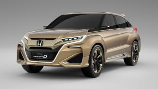 Honda Concept D frontal