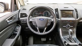 puesto de mando del Ford S-Max 2015
