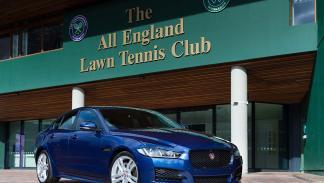 Jaguar Coche Oficial de Wimbledon