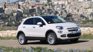 Fiat 500X blanco