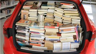 Cuantos libros caben seat 2