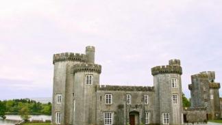 Castillo Lough Cutra