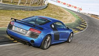 Audi R8 LMX trasera