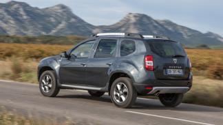 Dacia Duster 2013 tres cuartos trasera