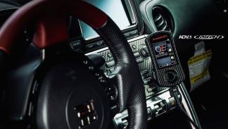 Nissan GT-R Stage 6 by Jotech Motorsports detalle interior
