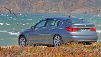 BMW Serie 5 Gran Turismo trasera