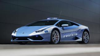 coches policia más rapidos huracan