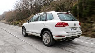 Volkswagen Touareg Hybrid trasera