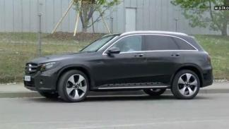 Mercedes GLC lateral