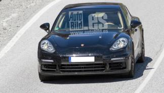 Porsche Panamera híbrido 2016 fotos