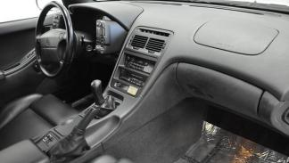 Nissan 300 ZX Twin-Turbo 1996 interior