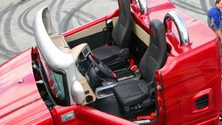 Svempa Scania Red Pearl cenital