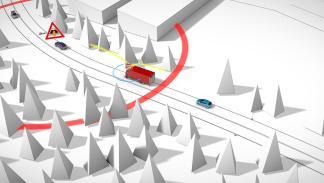 Floating Car Data de Bosch