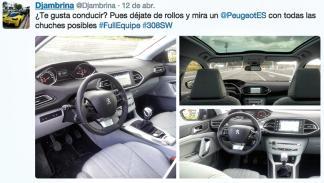 i-Cockpit de Peugeot