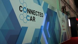 Nueva zona Connected Car en el Salón de Barcelona 2015