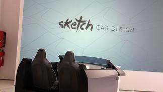 Cómo se diseña un coche en el Salón de Barcelona 2015
