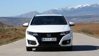 Honda Civic 2015 frontal