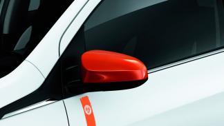 Peugeot 108 Roland Garros retrovisores