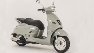Para hacer del Django un scooter sin igual puedes optar por 22 colores
