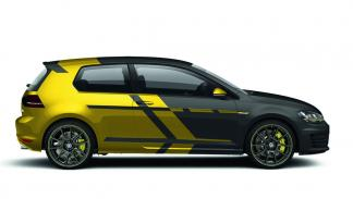 Volkswagen Golf GTI Wörthersee 2015 color