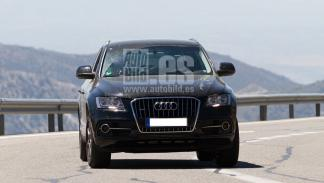 Audi Q5 2016 frontal