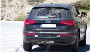 Audi Q5 2016 trasero
