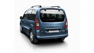 Citroën Berlingo 2015 trasera