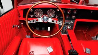 Pontiac Banshee Concept interior