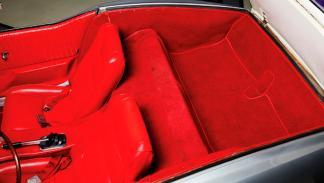 Pontiac Banshee Concept asientos