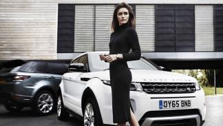 Elegancia y corte clásico en la colección Barbour para Land Rover