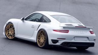 porsche 911 Turbo by Prototyp Production tres cuartos trasero