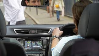La oficina de Nissan se inspira en tres tecnologías.