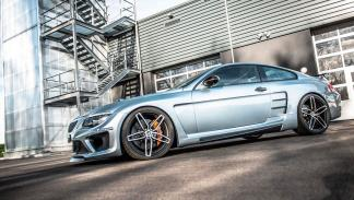 BMW M6 G-Power lateral