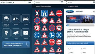 La nueva aplicación gratuita Ford Service App