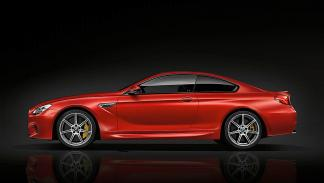 BMW M6 Competition Pack 2016 lateral