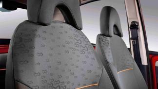 Tata Nano asientos