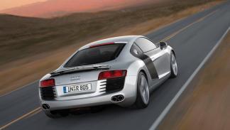 Audi R8 trasera