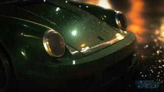 Need for Speed 2015 en otoño
