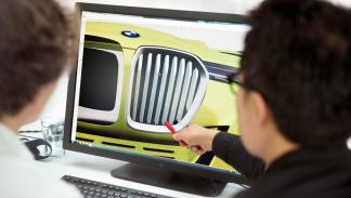 BMW 3.0 CSL Hommage diseño