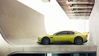 BMW 3.0 CSL Hommage lateral