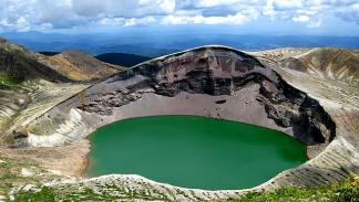 El Lago del Cráter, en Oregón
