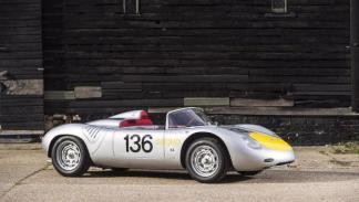 Porsche 718 RS61 de Stirling Moss