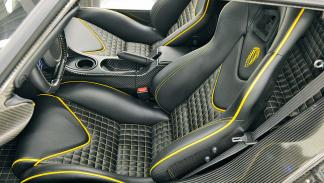Koenigsegg One 1 asientos