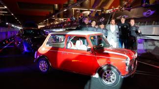 Pilotos asistentes a la Mini Metro Race 2015