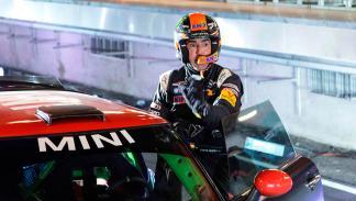 Nani Roma como piloto invitado en Mini Metro Race 2012