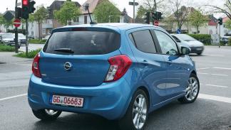 Opel Karl zaga