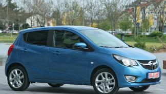 Opel Karl lateral