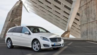 Fotos: Mercedes retoca el Clase R y estrena nuevo motor dié